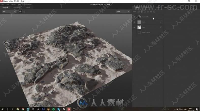 Quixel Mixer材质制作软件V2018.2.4版93 / 作者:抱着猫的老鼠 / 帖子ID:16753888,5479340
