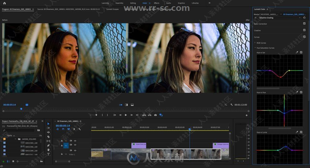 Premiere Pro CC 2019非线剪辑软件V13.0.2 Mac版84 / 作者:抱着猫的老鼠 / 帖子ID:16752022,5312620