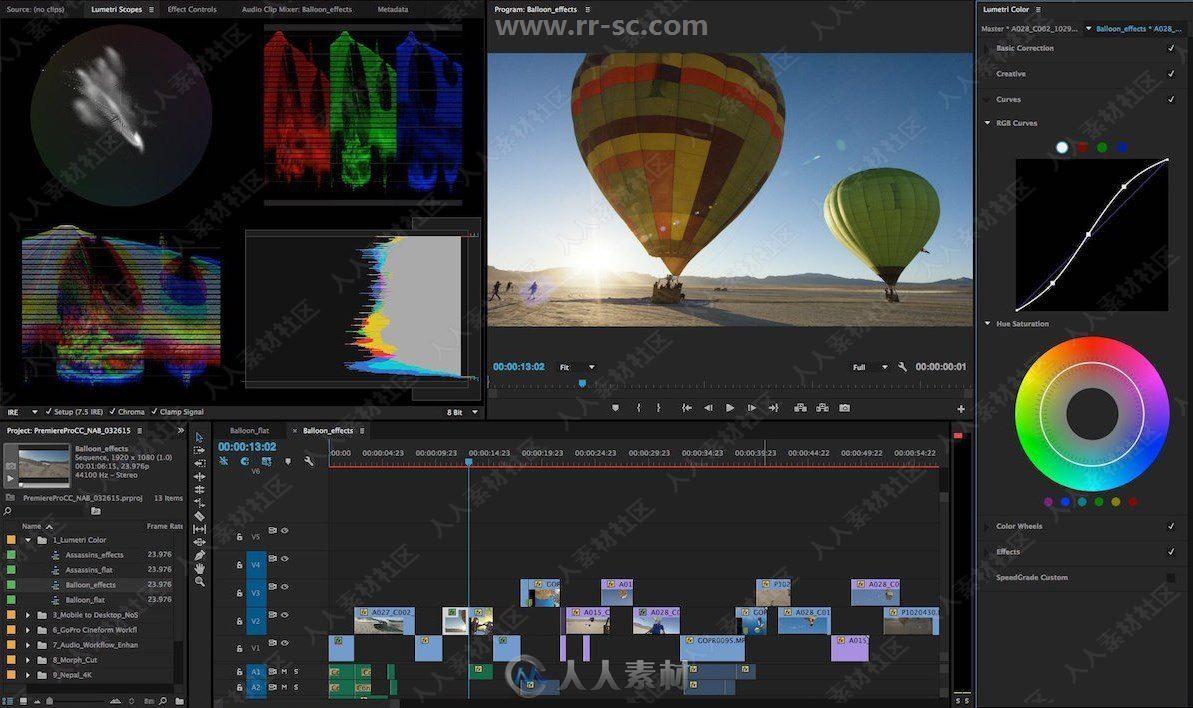 Premiere Pro CC 2019非线剪辑软件V13.0.2 Mac版23 / 作者:抱着猫的老鼠 / 帖子ID:16752022,5312620
