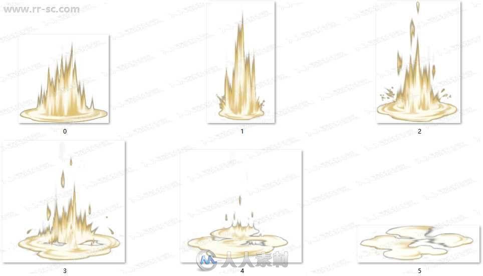 DNF角色立绘UI界面动画特效全集
