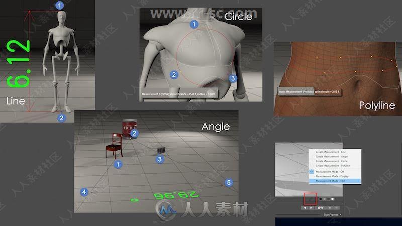 Poser Pro人物造型设计软件V11.2版52 / 作者:抱着猫的老鼠 / 帖子ID:16758449,5998176