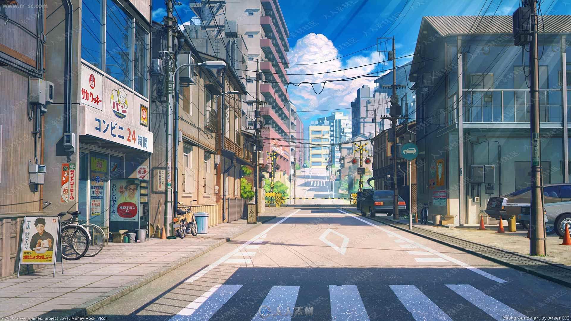 Yande日韩榜单2017年2月角色设计原画插画合集