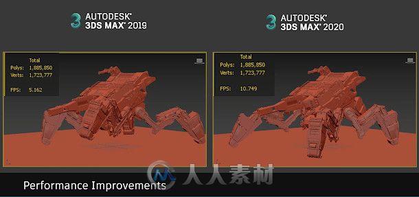 Autodesk 3dsMax三维软件V2020版8 / 作者:抱着猫的老鼠 / 帖子ID:16755078,5616723