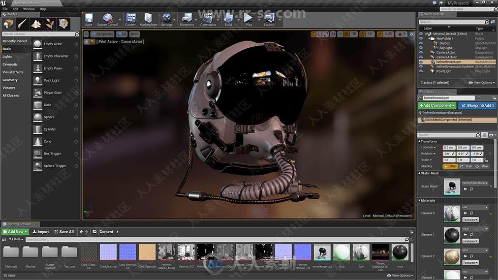 Marmoset Toolbag八猴模型渲染引擎V3.0.8 Win版