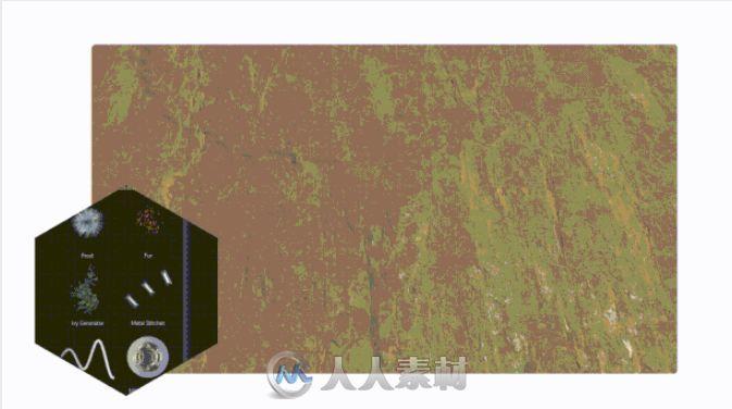 Substance 3D Painter三维纹理材质绘画软件V7.3.0.1272版