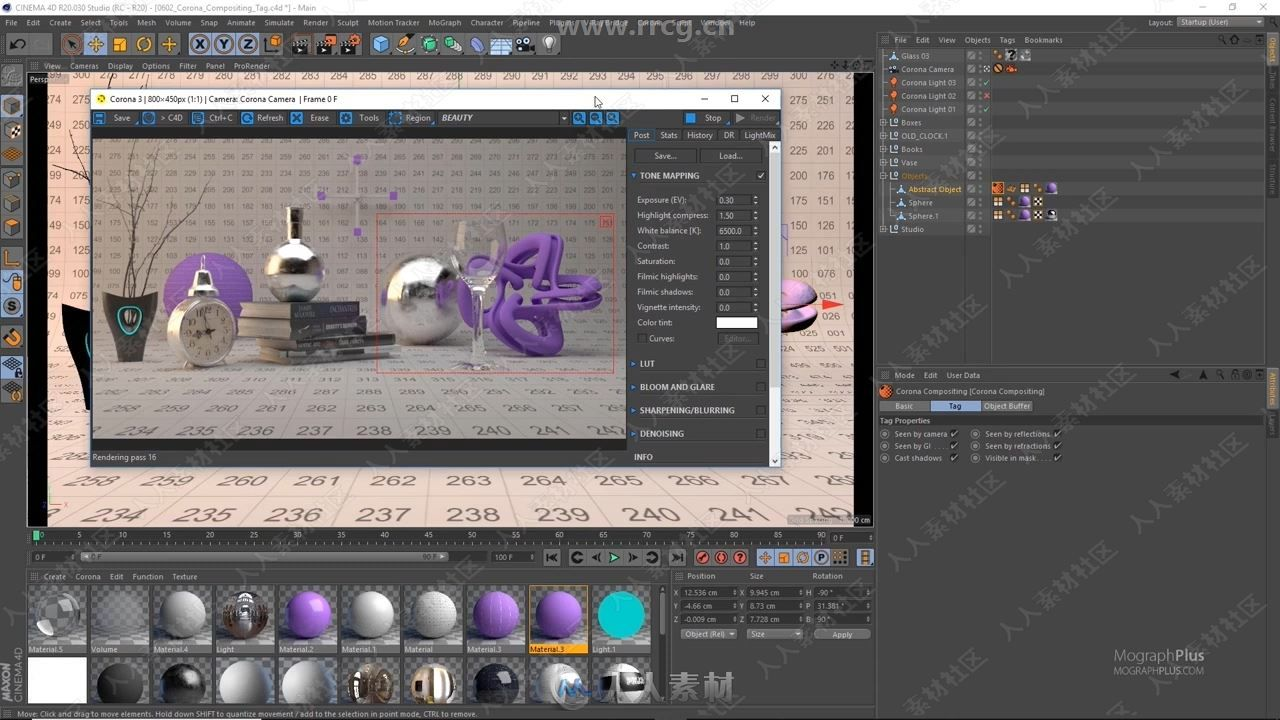 Comprehensive Introduction to Corona for Cinema 4d - Premium Online Course.mp4_2.jpg