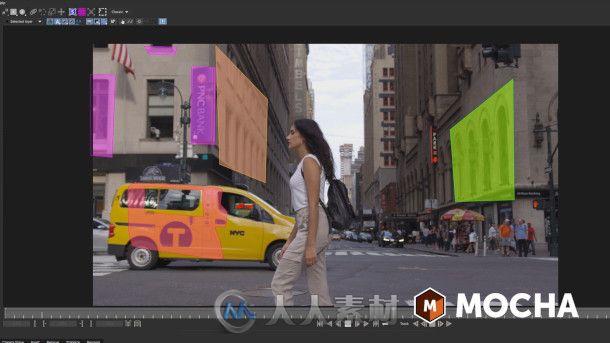Boris FX Mocha Pro 2020.5影视追踪插件V7.5.1版