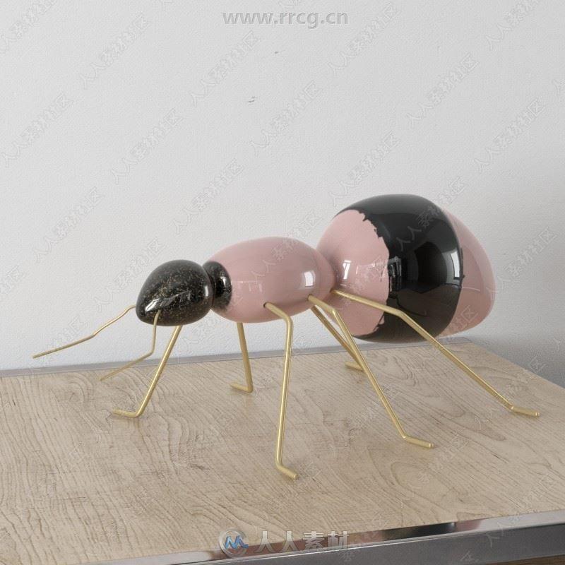 56组高精度吊灯与饰品3D模型合集 Evermotion Archmodels第177季