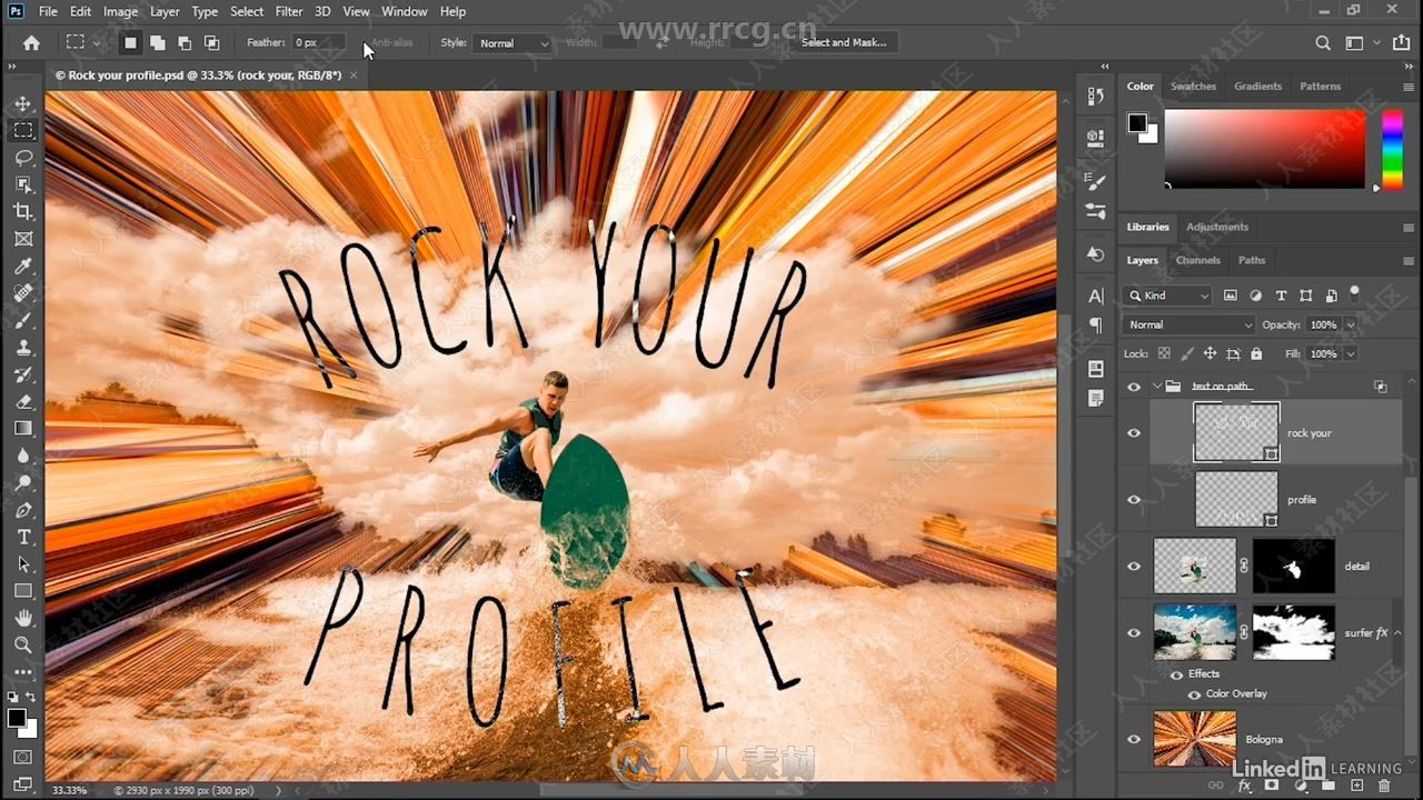 01 - Top five new features in Photoshop 2020.mp4_20191106_101041.937.jpg
