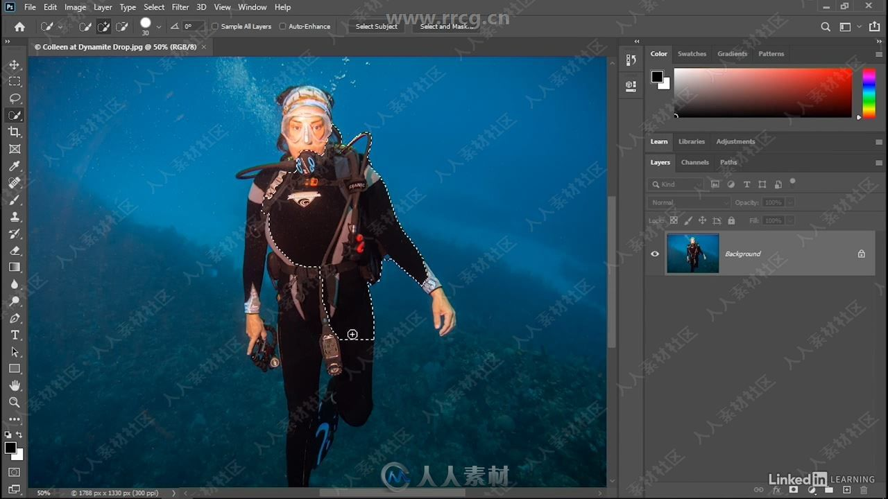 01 - Top five new features in Photoshop 2020.mp4_20191106_101101.361.jpg