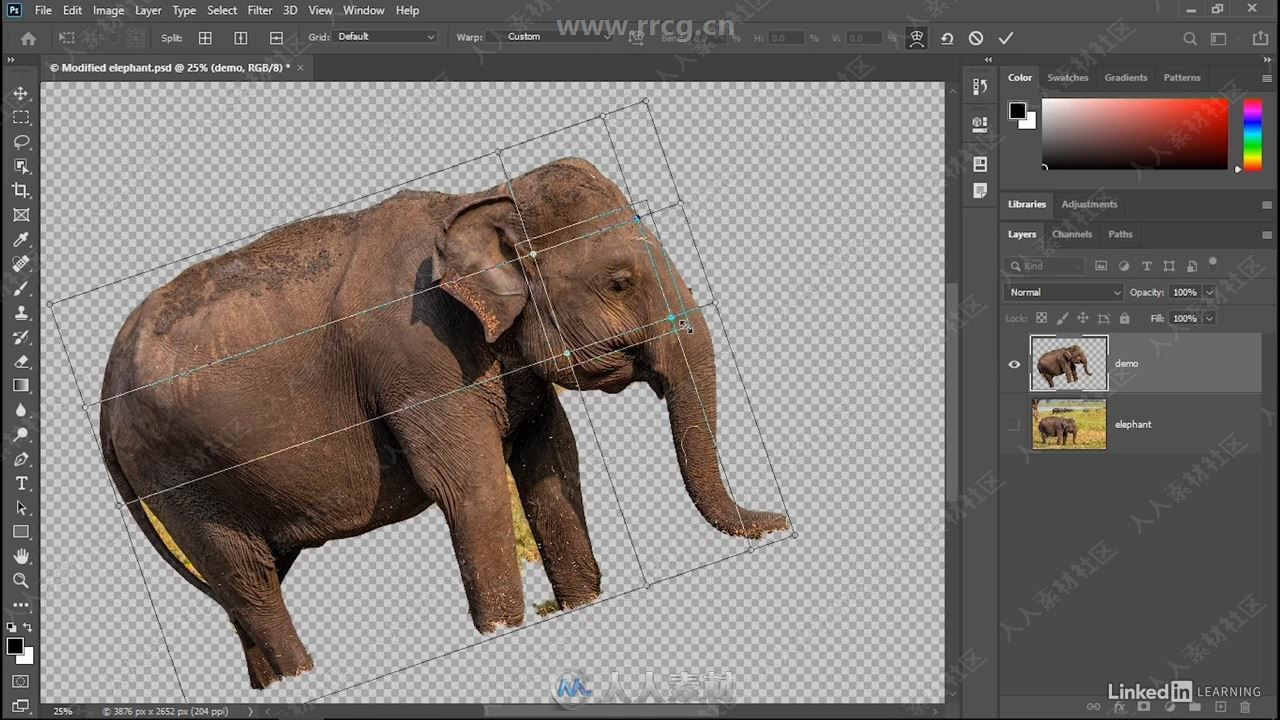 01 - Top five new features in Photoshop 2020.mp4_20191106_101131.736.jpg