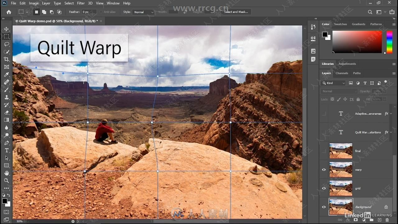 01 - Top five new features in Photoshop 2020.mp4_20191106_101138.313.jpg