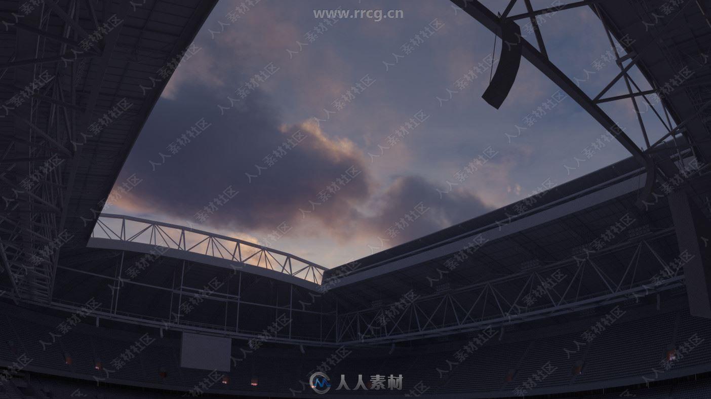 GSG灰猩猩出品HDRI天空12K高清贴图合集