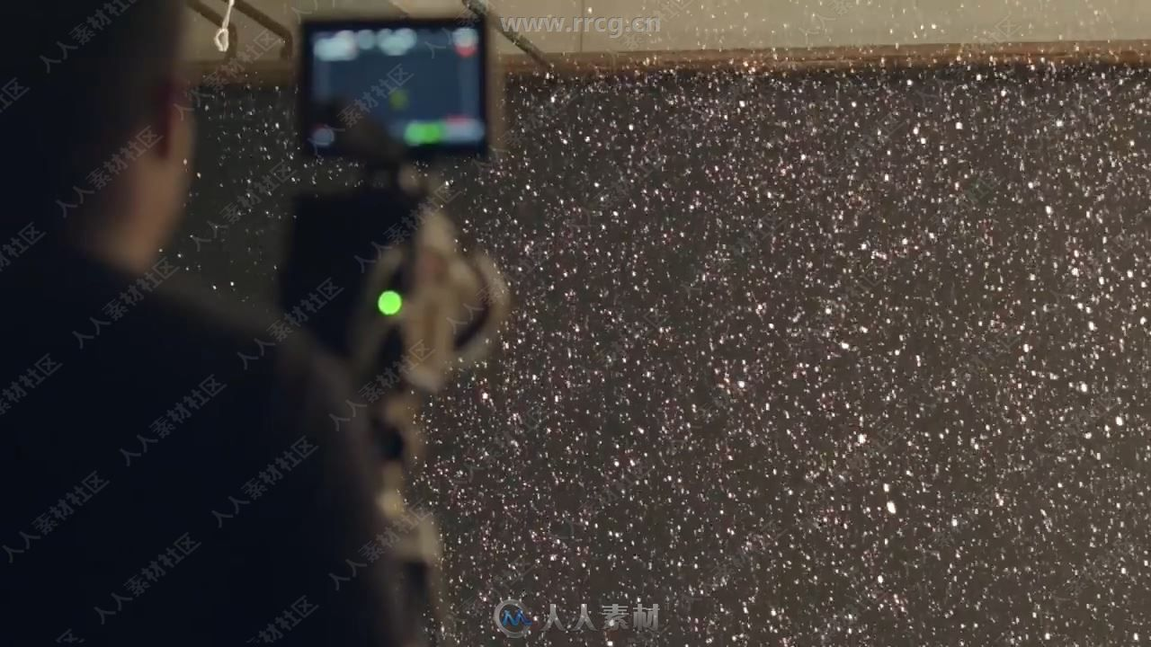 Falling Snow Stock Footage Collection - ActionVFX.mp4_20191220_075452.237.jpg