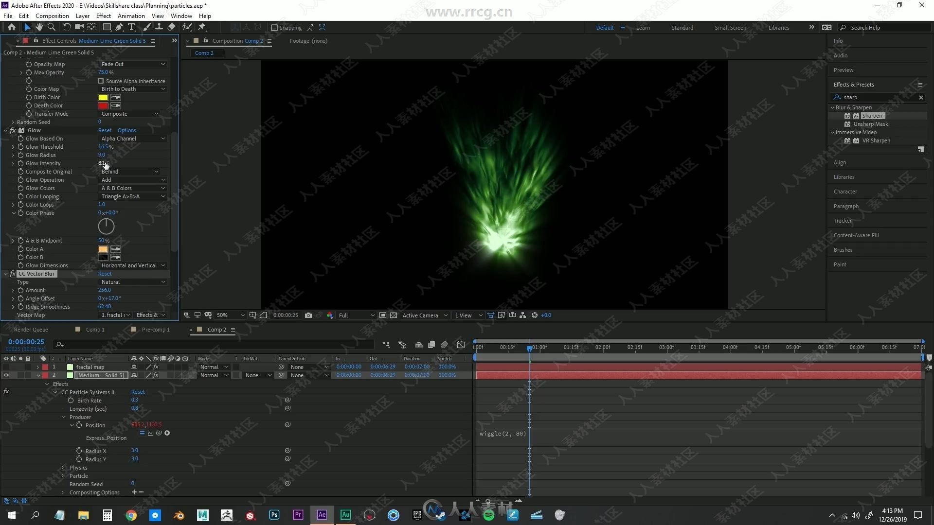 375675-14 - Particles How to Create Fire Magic - Part 2 - Animating a 2D Image w.jpg