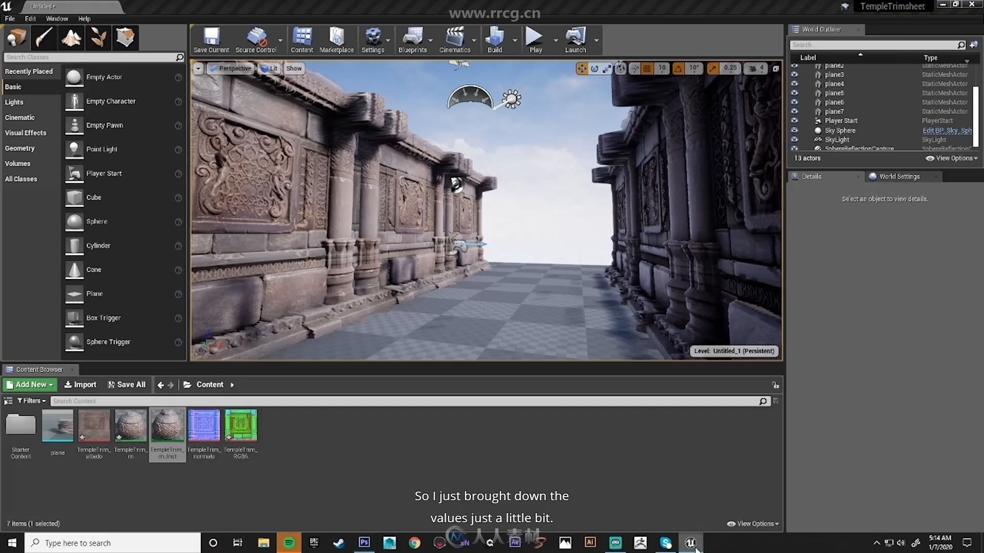 4 - Unreal Engine Materials Feature.m4v_20200227_102349.679.jpg