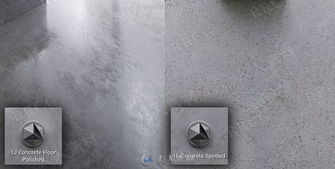 Blender 2.8大型材质库合集 12GB