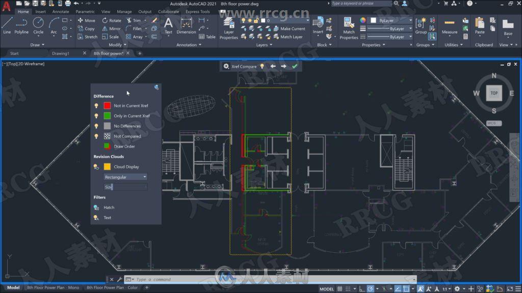 Autodesk AutoCAD LT建筑设计软件V2021版