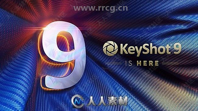KeyShot Pro实时光线追踪渲染软件V9.3.14 Mac版
