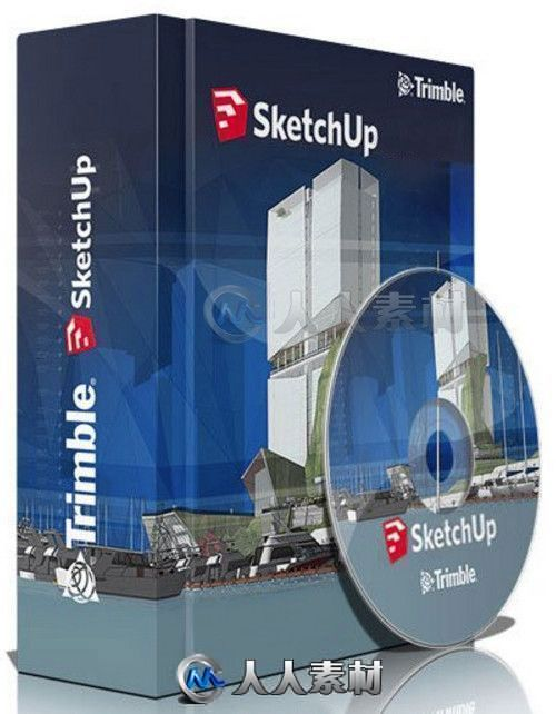 SketchUp Pro 2020三维设计软件V20.1.228 Mac版