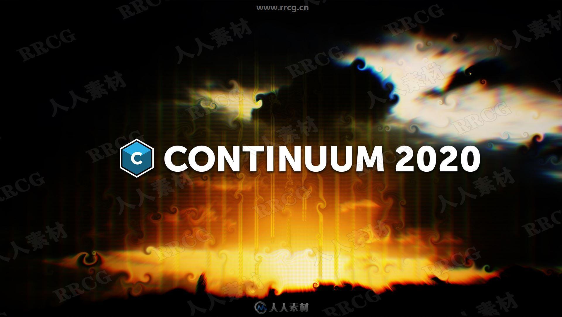 Boris FX Continuum 2020超强特效插件V13.5.0.1182版