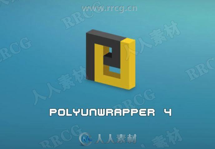 PolyUnwrapper UV贴图纹理修改3dsMax插件V4.3.5版