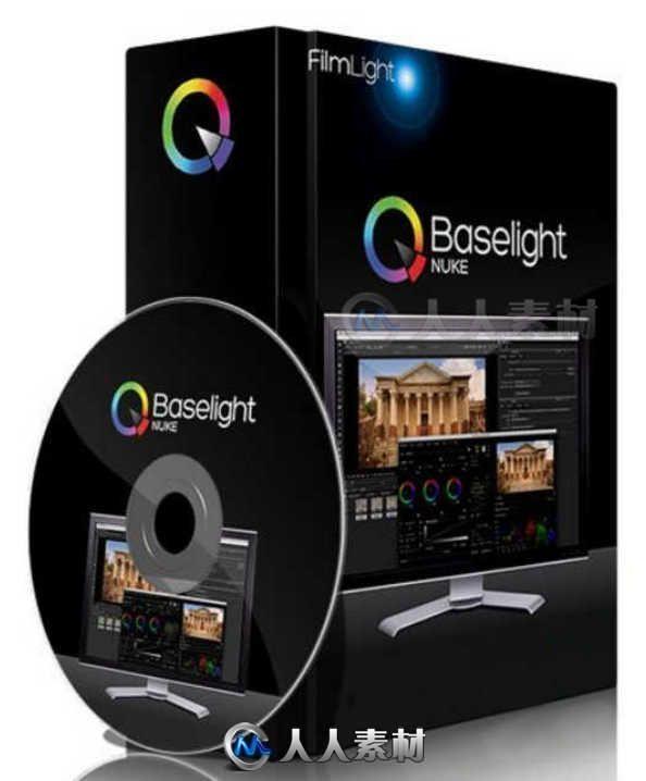 FilmLight Baselight影视调色NUKE与AVID插件V5.2.13176版