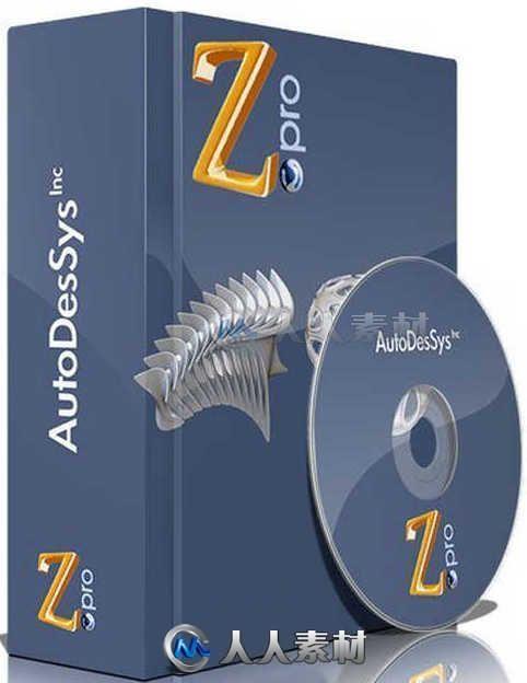 FormZ Pro三维建模设计软件V9.0.4版