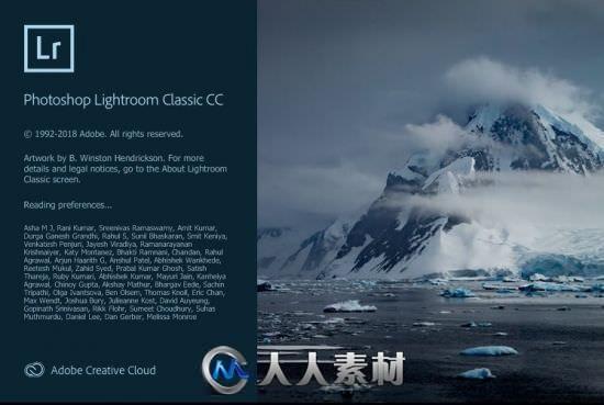 Lightroom Classic 2020图像管理工具V9.3.0.10版