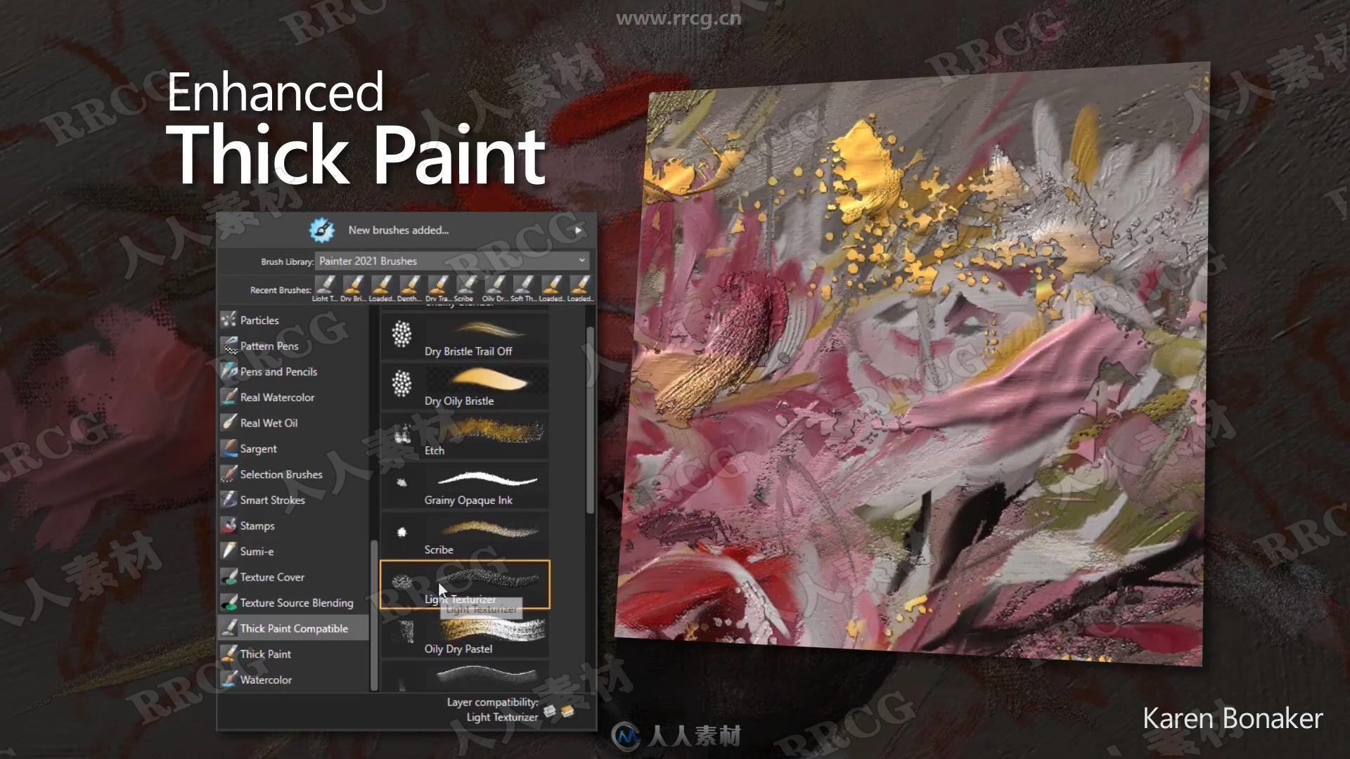Corel Painter Essentials数字美术绘画软件V8.0.0.148版