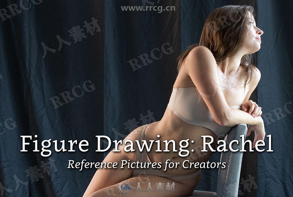 487张古巴女性人体高清参考图像合集