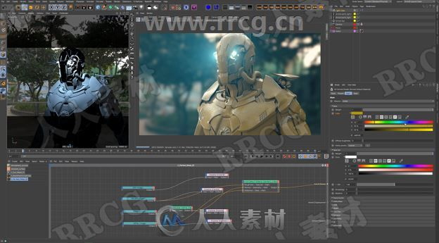 Arnold阿诺德渲染器Maya插件V4.2.1.1版