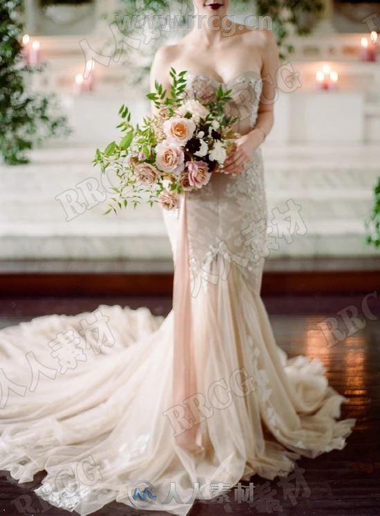 婚纱摄影艺术构图与照明原理基础核心训练视频教程
