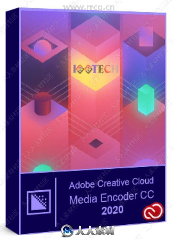 Media Encoder CC 2020音视频编码转码软件V14.4.0.35版