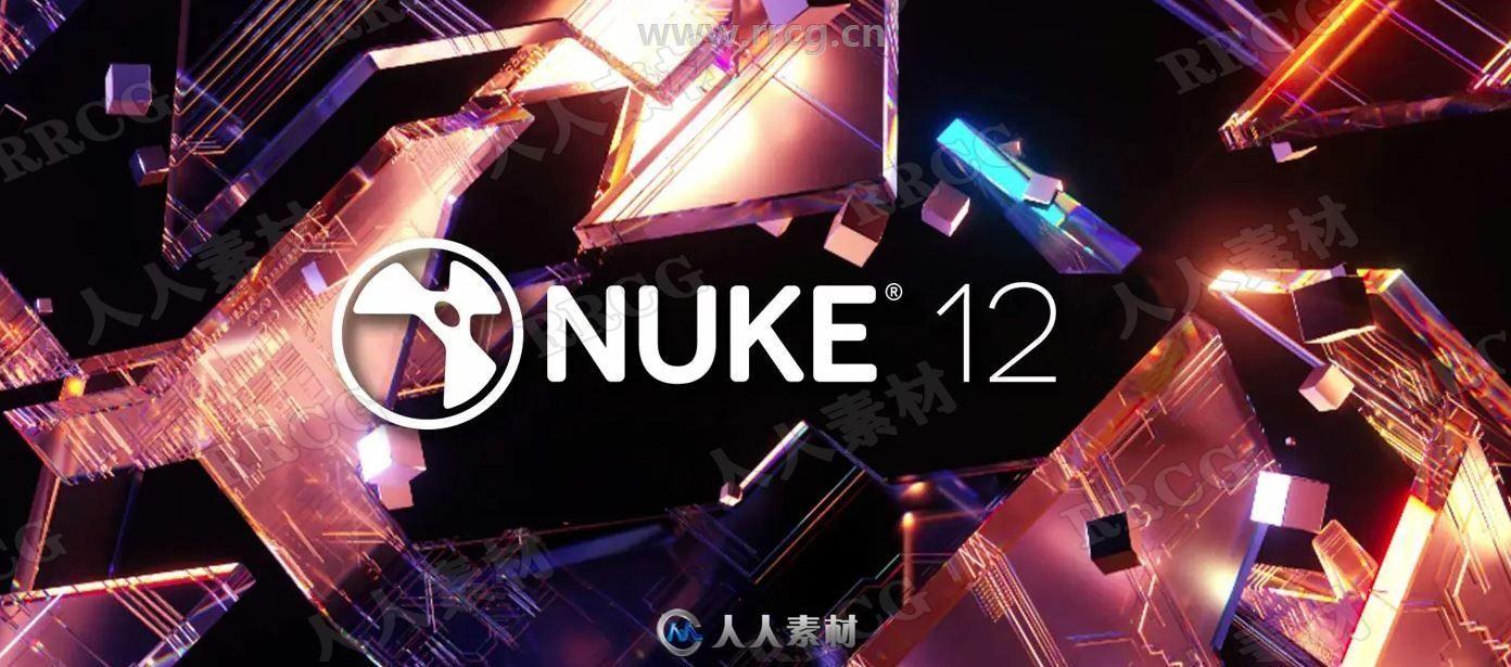 Nuke Studio影视后期特效合成软件12.2v3版