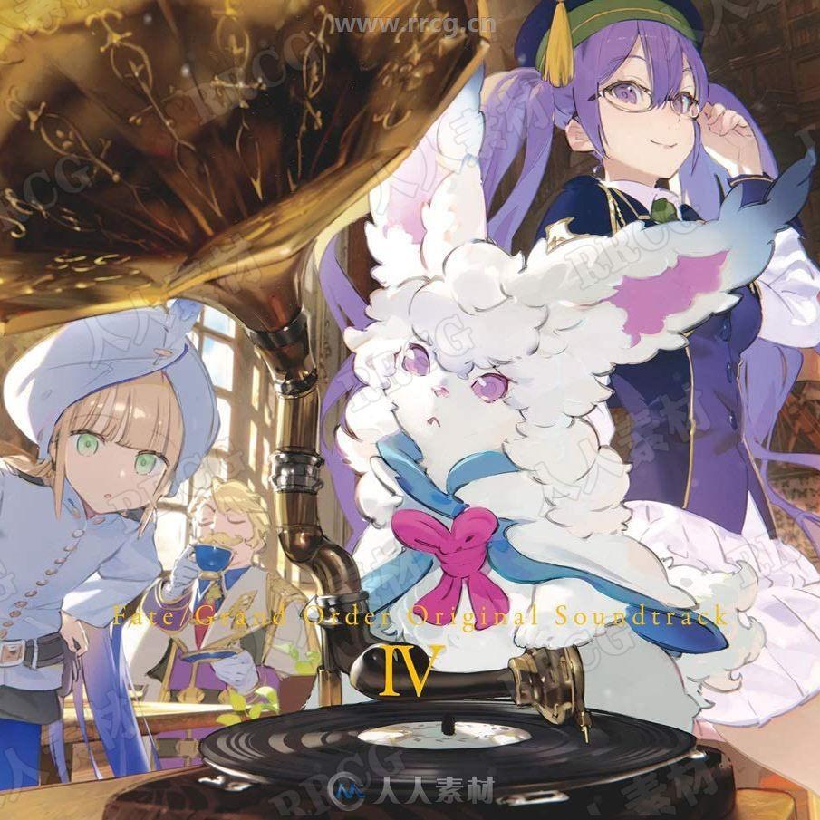 命运-冠位指定游戏配乐原声大碟OST音乐素材合集
