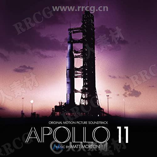 阿波罗11号影视配乐OST原声大碟音乐素材合集