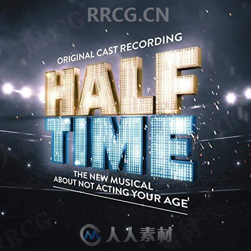 半场影视配乐原声大碟OST音乐素材合集