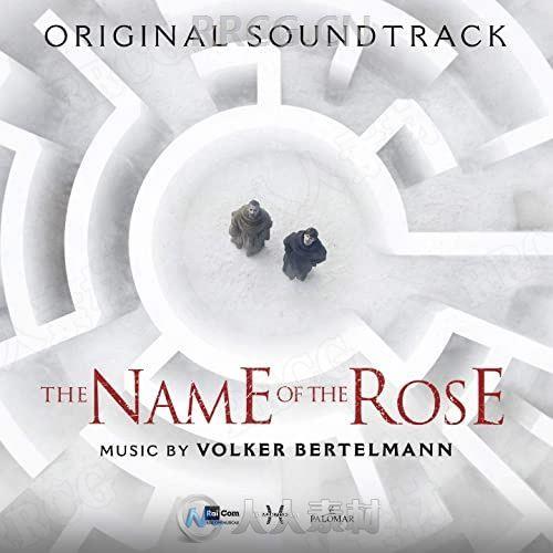 玫瑰之名影视配乐原声大碟OST音乐素材合集
