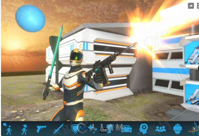 角色控制器工具Unity游戏素材资源