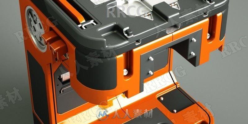 Hardops 00987 Francium高效硬表面建模Blender插件V11版
