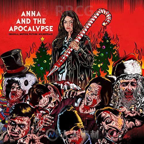 安娜和世界末日影视配乐原声大碟OST音乐素材合集