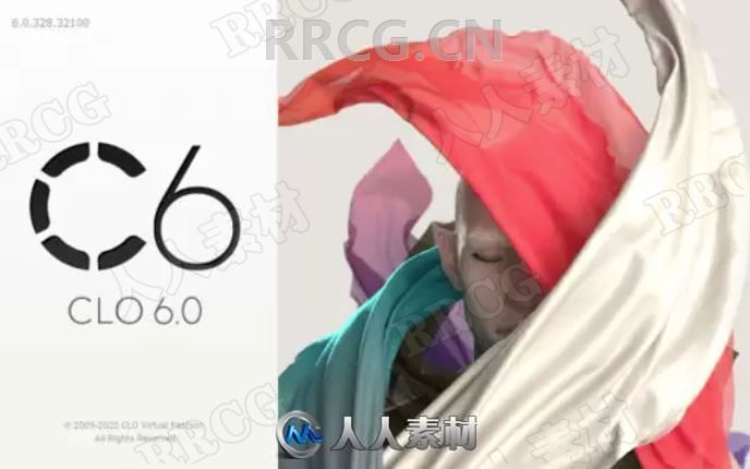 CLO Standalone服装设计模拟软件V6.0.520.32771版