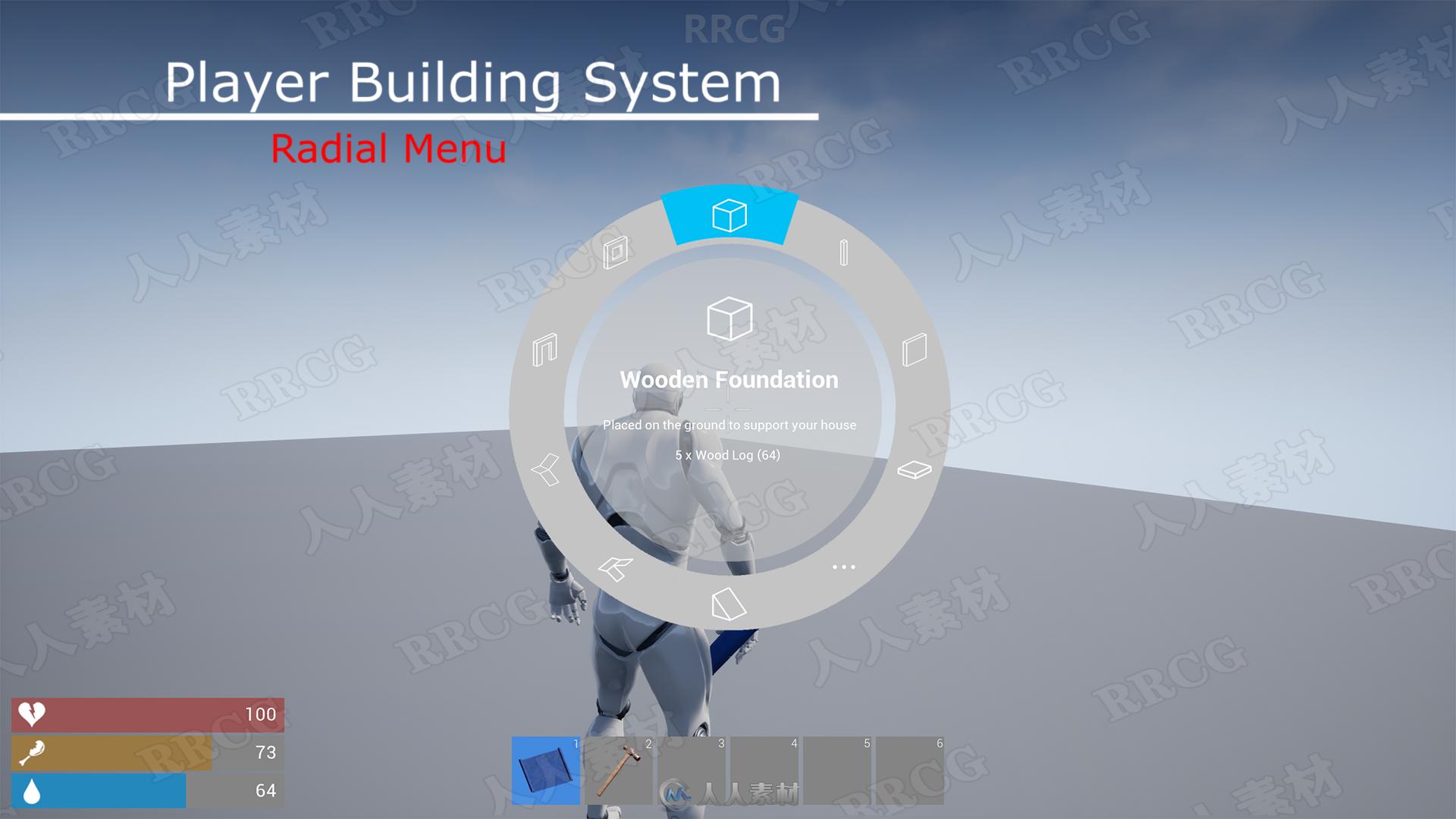 可定制枪击战斗多人游戏模板Unreal Engine游戏素材资源