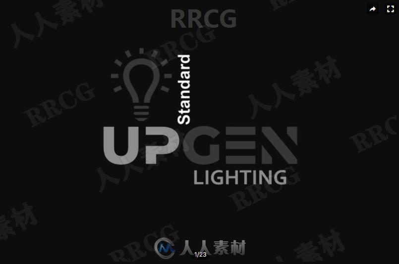 照明标准全屏与镜头效果着色器视觉特效Unity游戏素材资源