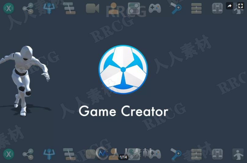 游戏创作完整工具套件工具Unity游戏素材资源