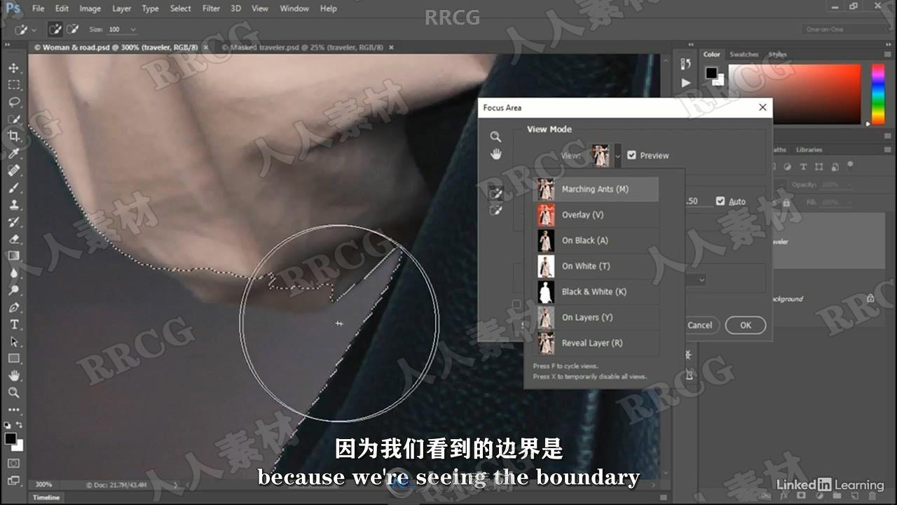 【中文字幕】Photoshop 2021一对一高级技能训练视频教程