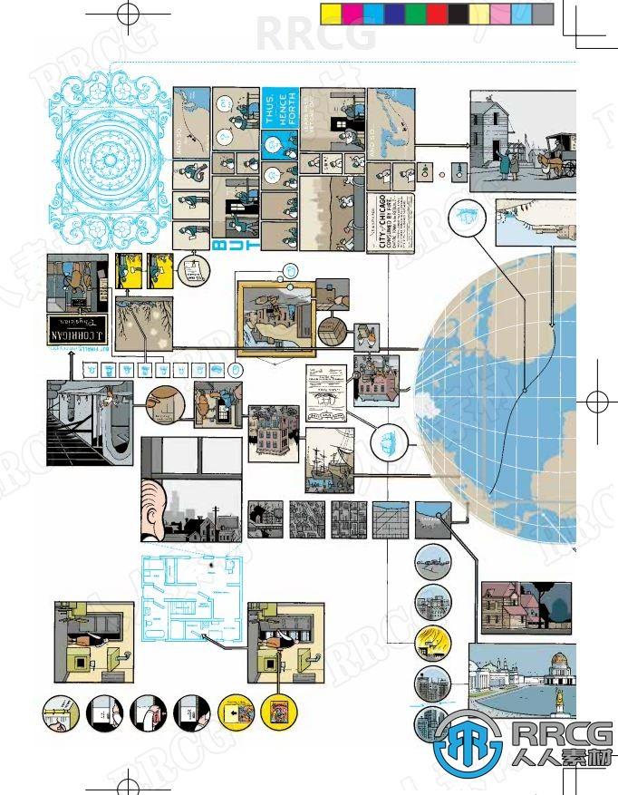 吉米·科瑞根中文版欧美漫画《阿克正传》全卷漫画集