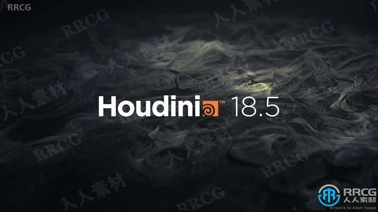SideFX Houdini FX影视特效制作软件V18.5.696版