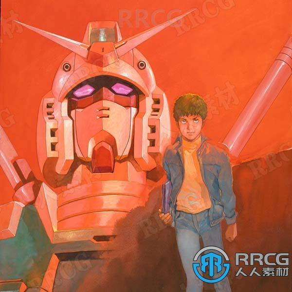 机动高达战士30周年动画配乐原声大碟OST音乐素材合集